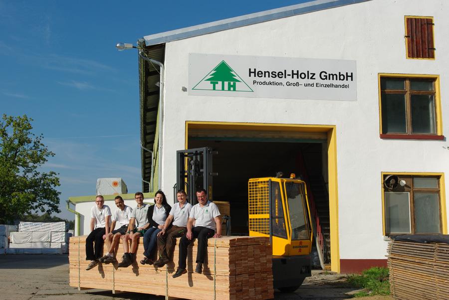 Über Hensel-Holz GmbH